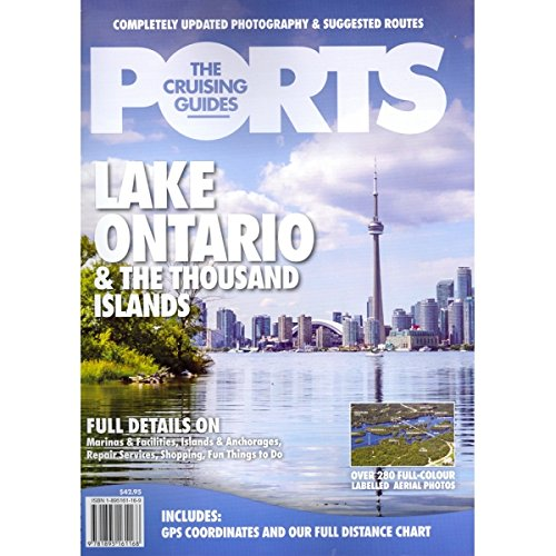 9781895161168: The Cruising Guides Ports: Lake Ontario and The Thousand Islands:Including the Bay of Quinte (2012)