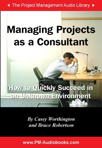 9781895186512: Managing Projects as a Consultant