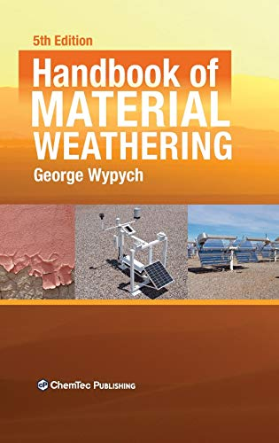 9781895198621: Handbook of Material Weathering, Fifth Edition