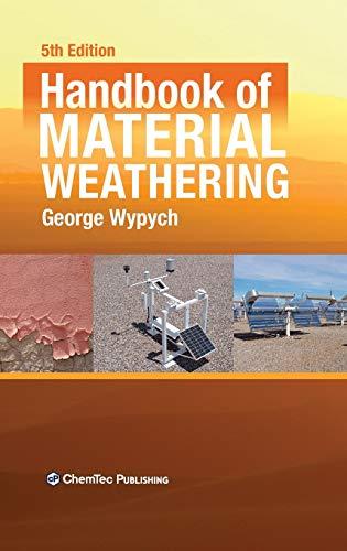 9781895198621: Handbook of Material Weathering