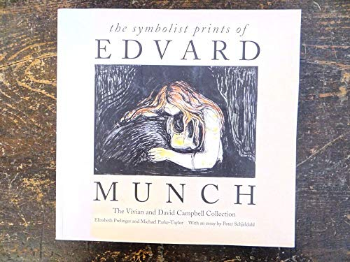 9781895235418: The Symbolist Prints of Edvard Munch: The Vivian and David Campbell Collection