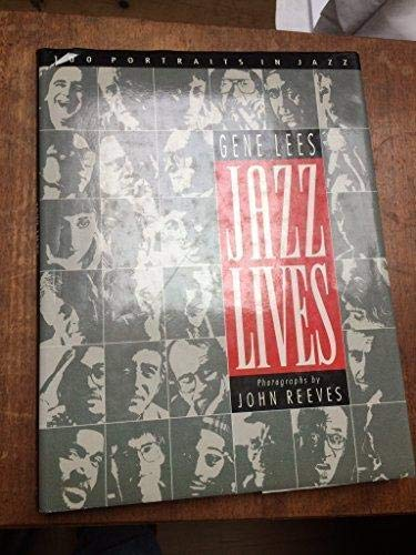 9781895246308: Jazz Lives: 100 Portraits in Jazz