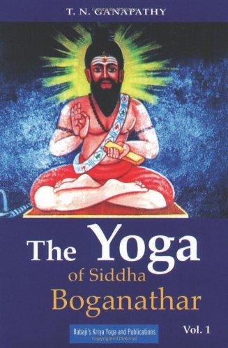 9781895383195: The Yoga of Siddha Boganathar