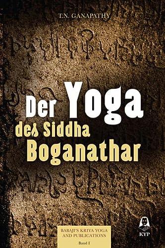 9781895383355: Der Yoga des Siddha Boganathar
