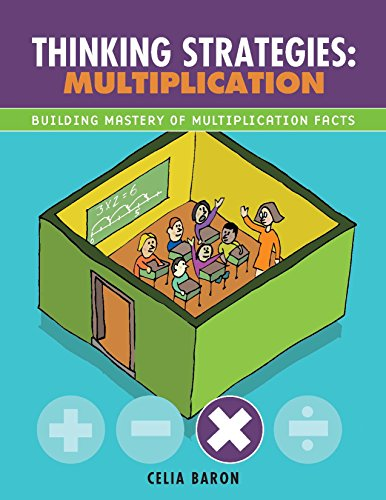9781895411997: Thinking Strategies: Multiplication: Building Mastery of the Multiplication Facts
