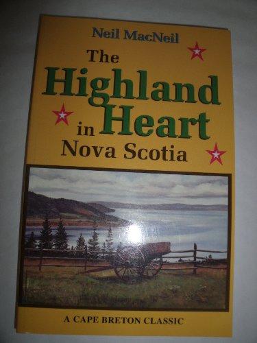 9781895415179: The Highland Heart in Nova Scotia : 50th Anniversary Edition