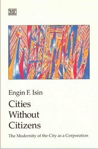9781895431261: CITIES WITHOUT CITIZENS