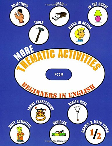 9781895451306: More Thematic Activities: For Beginners in English