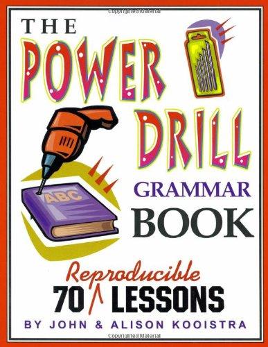 9781895451351: The power drill grammar book