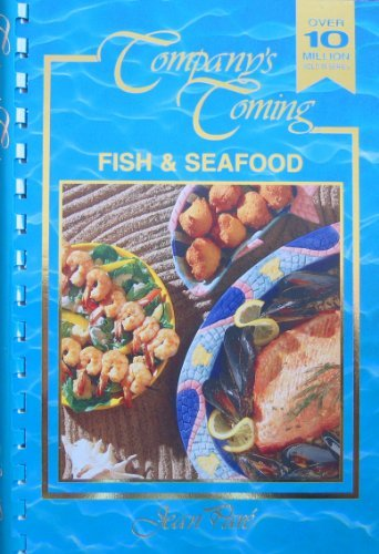 Fish & Seafood (Company's Coming) (9781895455038) by Jean Pare
