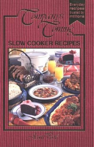 9781895455373: Slow Cooker Recipes (Company's Coming)