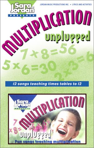 9781895523744: Multiplication Unplugged-Times Tables to 12