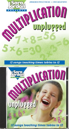 9781895523751: Multiplication Unplugged (CD/book kit)
