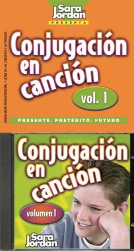 9781895523980: Conjugacion En Cancion: Presente, Preterito, Futuro v. 1 ((Songs That Teach Spanish Seri)