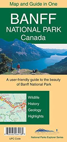 9781895526417: Banff National Park (National parks explorer series)