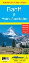 9781895526622: Banff National Park, BC/AB Mount Assiniboine