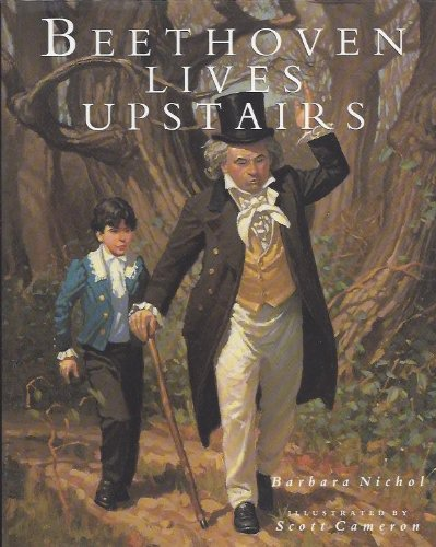 9781895555219: Beethoven Lives Upstairs