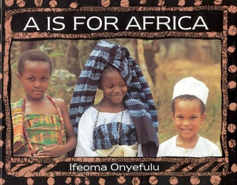9781895555363: A Is for Africa