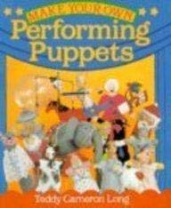 9781895569322: Make Your Own Performing Puppets