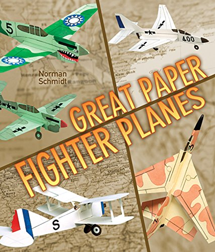 9781895569773: Great Paper Fighter Planes
