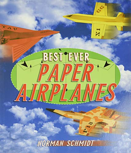 9781895569834: Best Ever Paper Airplanes