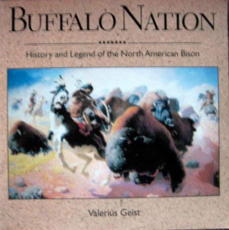 9781895618792: Buffalo Nation: History and Legend of the North American Bison