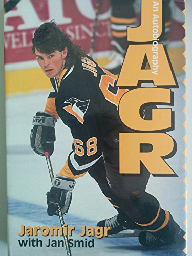 Jagr: An Autibuirgraphy: Jagr, Jaromir, with