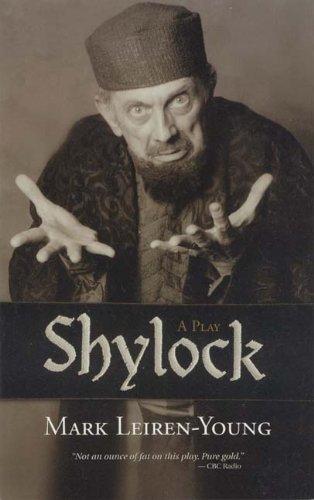 9781895636123: Shylock (Performance Series)