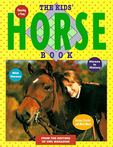 9781895688078: The Kids' Horse Book