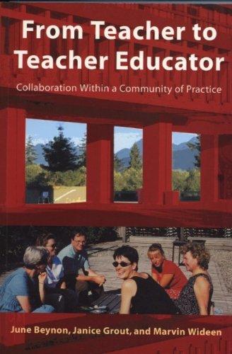 From Teacher to Teacher Educator: June Beynon, Janice