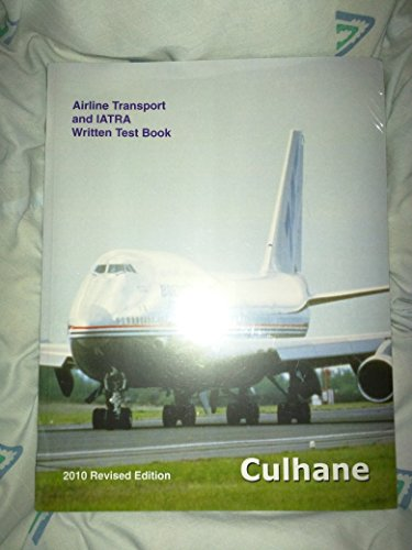 90683b3cd2e Airline Transport and IATRA Written Test Book
