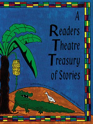 9781895805345: A Readers Theatre Treasury of Stories