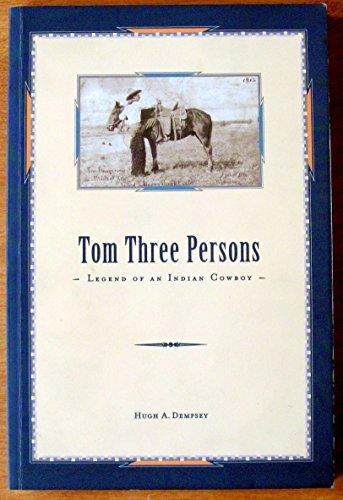 9781895830088: Tom Three Persons