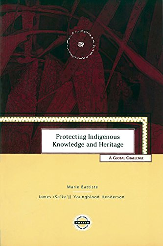 9781895830156: Protecting Indigenous Knowledge and Heritage: A Global Challenge (Purich's Aboriginal Issues Series)