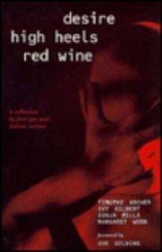 9781895837261: Desire High Heels Red Wine