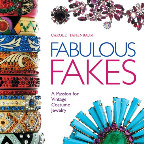 9781895892567: Fabulous Fakes: A Passion for Vintage Costume Jewelry