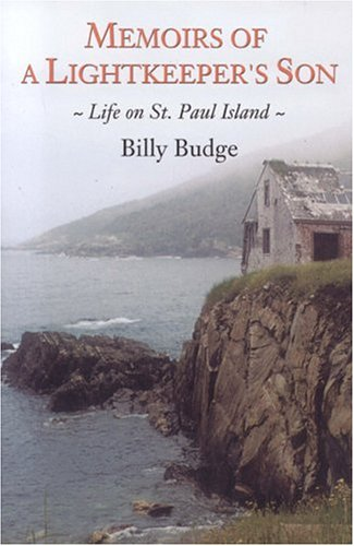 Memoirs of a Lightkeeper's Son: Budge, William