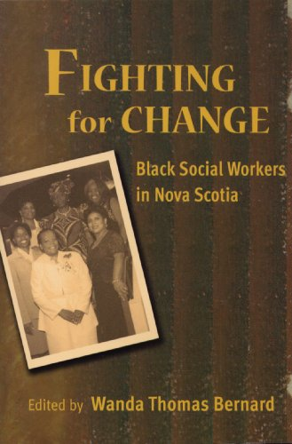 9781895900804: Fighting for Change : Black Social Workers in Nova Scotia