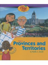 Great Canadian Adventure Set A: Book 4: Provinces and Territories: Arnold, Phyllis