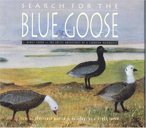 Search for the Blue Goose: Martin, Constance