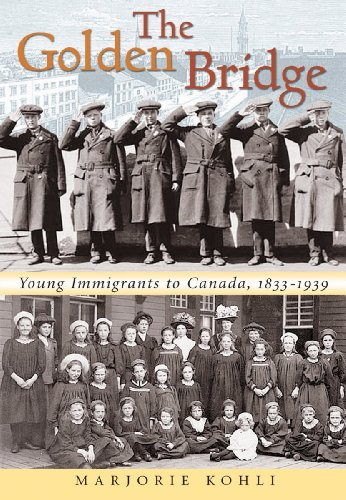9781896219905: The Golden Bridge: Young Immigrants to Canada, 1833-1939