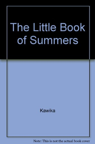 The little Book of Summers: a flip book of positive thoughts: Kawika (David Summers)