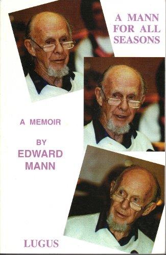 9781896266039: A Mann for all seasons: A memoir