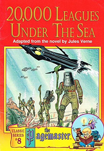 20,000 Leagues Under the Sea (The Pagemaster: Adapted from the