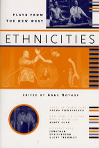 9781896300030: Ethnicities: Plays from the New West (Prairie Play Series)