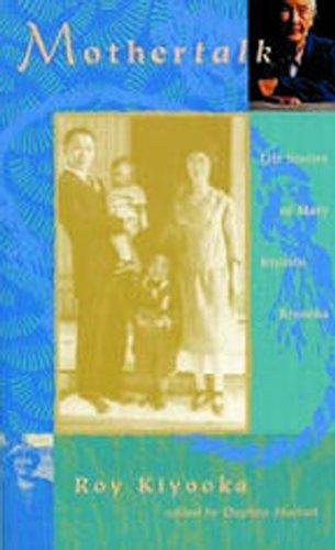 9781896300245: Mothertalk: Life Stories of Mary Kiyoshi Kiyooka
