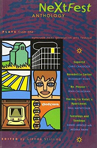 9781896300375: NeXtFest Anthology (Prairie Plays)