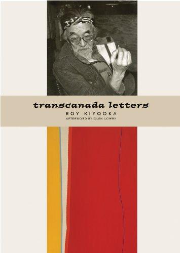 9781896300689: Transcanada Letters