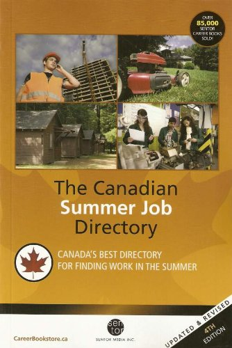 9781896324333: Canadian Summer Job Directory