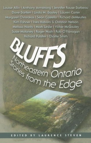 Bluffs: Northeastern Ontario Stories from the Edge